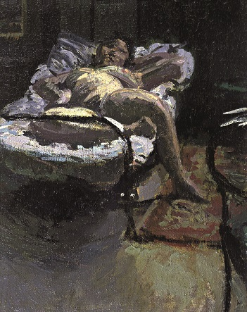 Nuit d'Été by Walter Richard Sickert (c.1906) Private Collection, Ivor Braka Ltd