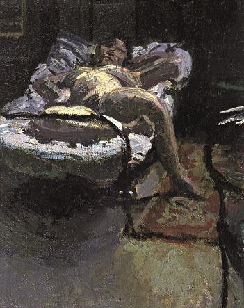 Nuit d'Été by Walter Richard Sickert (c.1906) Private Collection, Ivor Braka Ltd