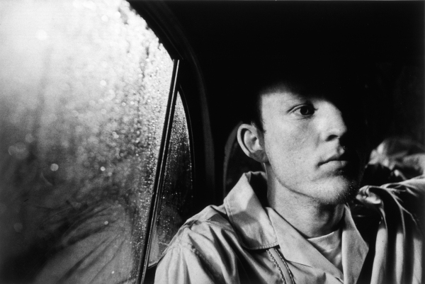 Untitled (1963) from the series Tulsa, 1962 - 1971 by Larry Clark. Courtesy of the artist, Luhring Augustine, New York and Simon Lee Gallery, London