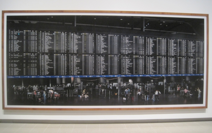Frankfurt 2007 by Andreas Gursky
