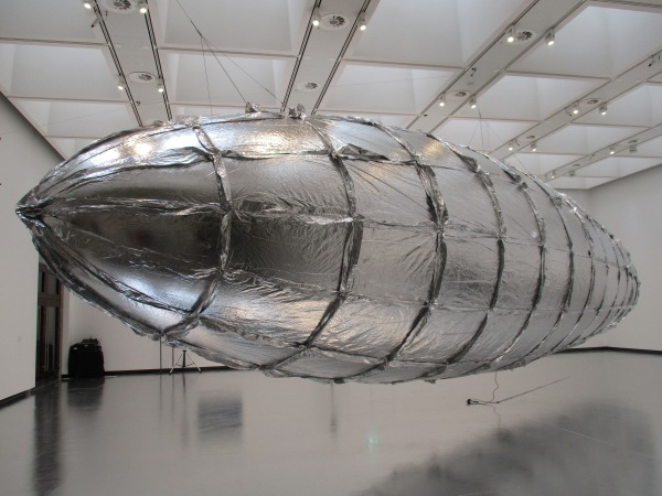 Willing To Be Vulnerable by Lee Bul (photo by the author)