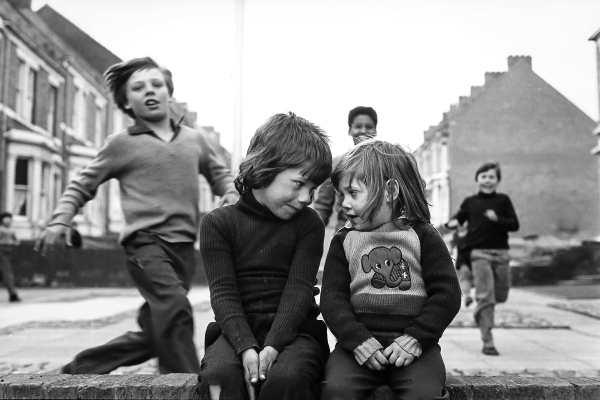 Elswick Kids (1978) by Tish Murtha © Ella Murtha. Courtesy of Ella Murtha & The Photographers' Gallery