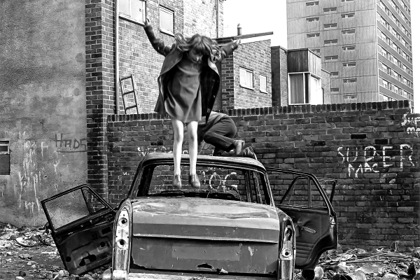 Elswick Kids (1978) by Tish Murtha © Ella Murtha. Courtesy of Ella Murtha and The Photographers' Gallery