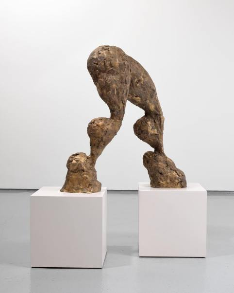 As yet untitled (Croccioni bronze), 2009 by Rebecca Warren. Courtesy Maureen Paley, London © Rebecca Warren