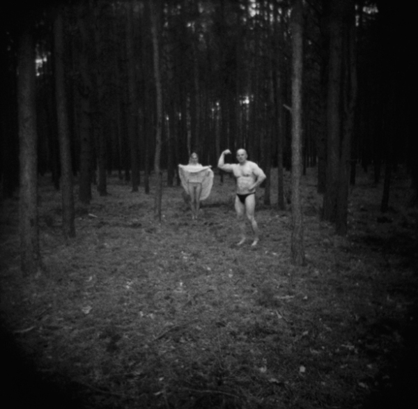From the Family Portrait series, 2016 by Aneta Bartos