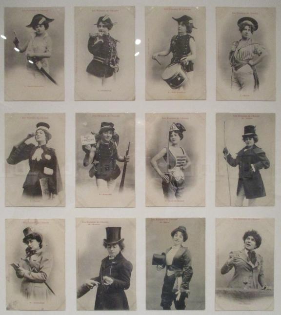 Women of the Future © Sébastien Lifshitz Collection. Courtesy of Sébastien Lifshitz Collection and The Photographers' Gallery