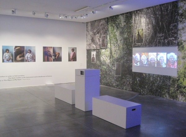Installation view of I Am Now You - Mother