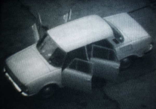 Film still from From My Window (1978-1999) by Józef Robakowski. Courtesy AK/BRANICKA