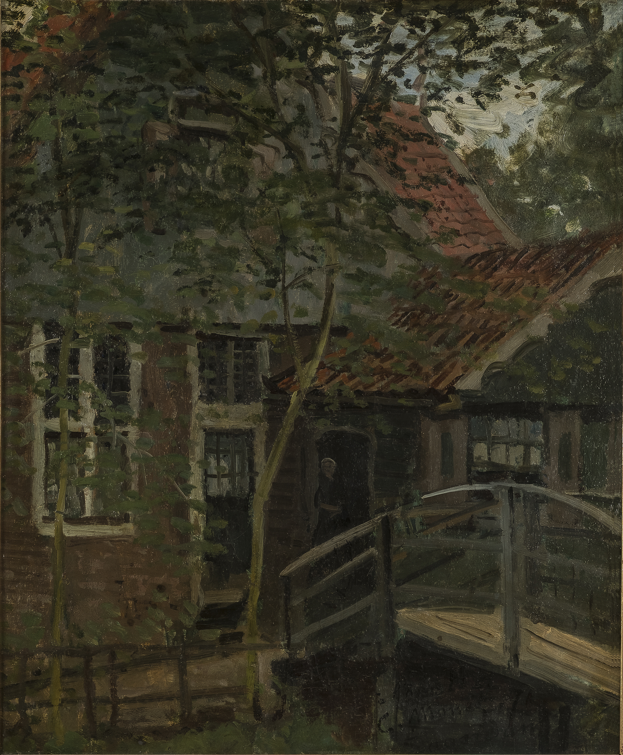 The Credit Suisse Exhibition: Monet and Architecture @ the National ...