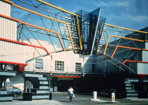 TV-am building, Camden (1981–82) by Terry Farrell