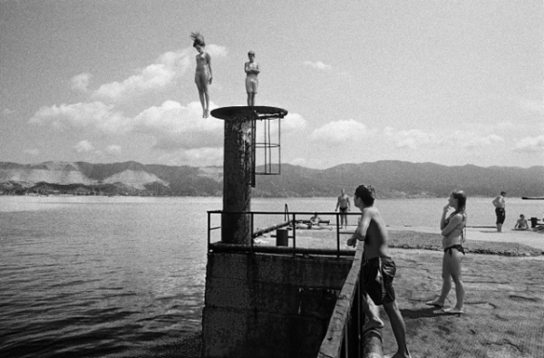 Untitled from the series Black Sea: Between Chronicle and Fiction, 2002-2006 © Vanessa Winship