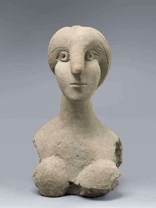 Bust of a Woman (1931) by Pablo Picasso. Musée National Picasso © Succession Picasso/DACS London, 2018