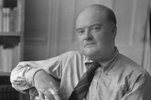 Edmund Wilson in 1951