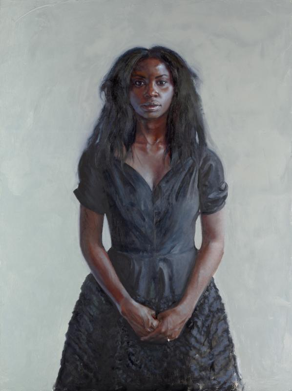 Portrait of Neema Tambo by Gaela Erwin, 2018 © Gaela Erwin