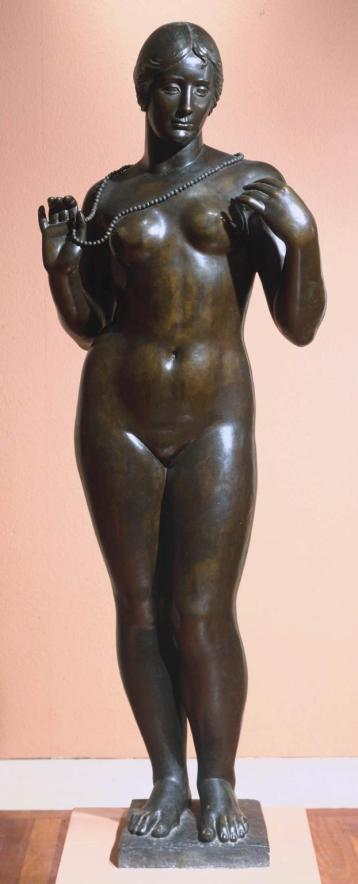 Venus with a Necklace by Aristide Maillol (cast 1930) © Tate