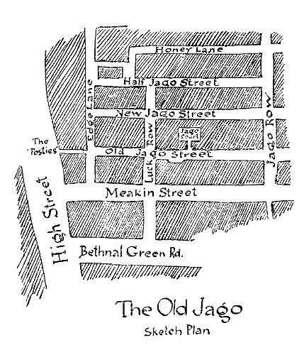 74cc9d3236f Morrison s Old Jago was in fact a lightly fictionalised version of the  real-life network of slums around Old Nichol Street