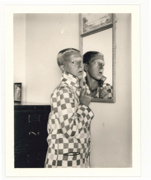 A self-portrait by Claude Cahun, subverting gender stereotypes. Courtesy of Jersey Heritage Collections
