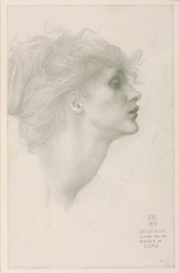 Desiderium (1873) by Edward Burne-Jones. Tate