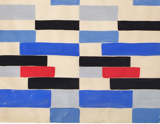 Design B53 (1924) by Sonia Delaunay