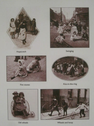 Photos from Some London Amusements published in Living London by George R. Sims, Cassel and Co (1901)