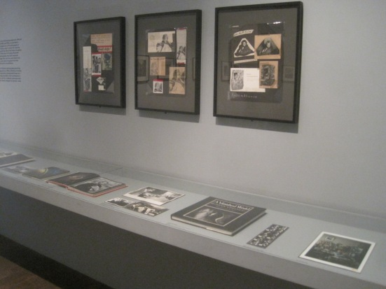 Installation view of Roman Vishniac Rediscovered at the Photographers Gallery
