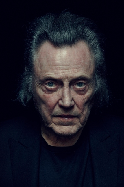 Christopher Walken by Anoush Abrar 2018 © Anoush Abrar
