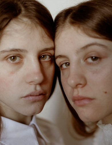 Greta and Guenda by Guen Fiore © Guen Fiore