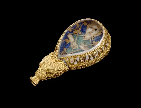 Alfred Jewel © Ashmolean Museum, University of Oxford