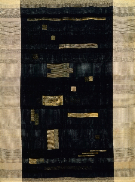 Ancient Writing by Anni Albers (1936) Cotton and rayon © 2018 The Josef and Anni Albers Foundation
