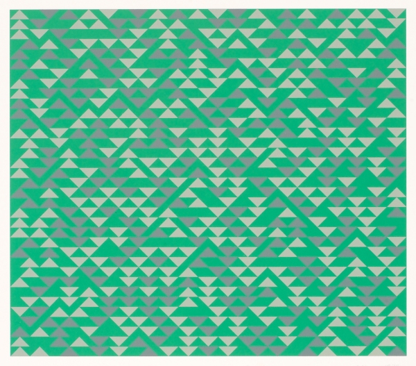 TR II (1970) by Anni Albers. Lithograph © 2018 The Josef and Anni Albers Foundation