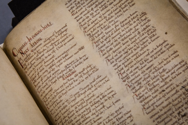 Domesday © The National Archives