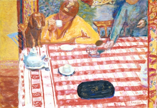 Coffee (1915) by Pierre Bonnard © Tate