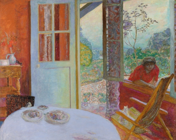 Dining Room in the Country (1913) by Pierre Bonnard © Minneapolis Institute of Art