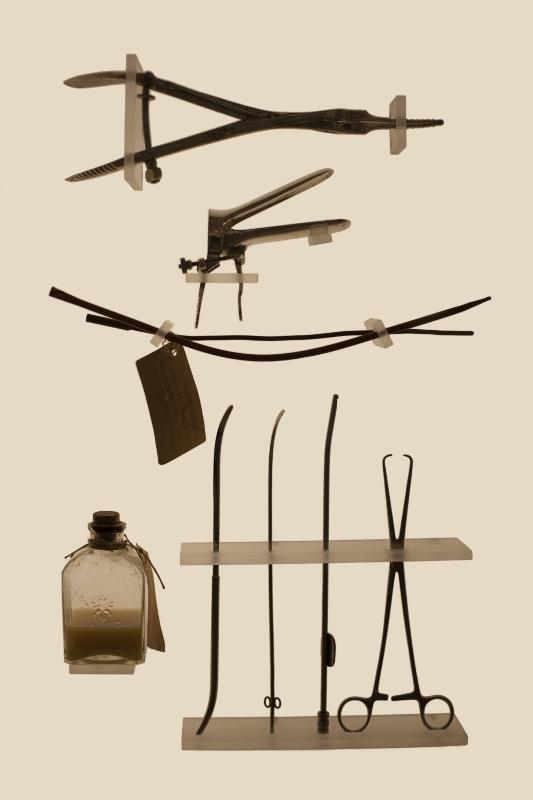 Illegal Instrument Kit (2018) by Laia Abril © Laia Abril