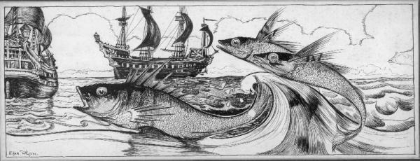 Tailpiece by Edgar Wilson (date unknown)