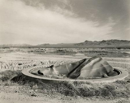 Nevada Test Site 1995 by Mark Ruwedel © Mark Ruwedel, 2018