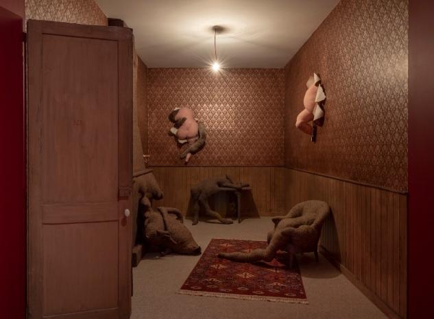 Hôtel du Pavot, Chambre 202 (1970–3) by Dorothea Tanning