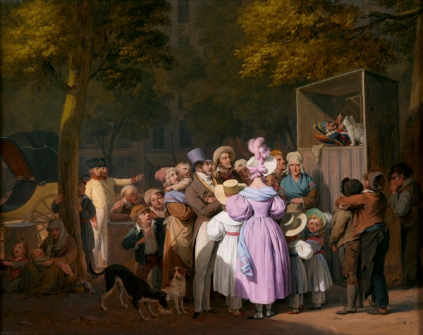 The Poor Cat (1832) by Louis-Léopold Boilly. The Ramsbury Manor Foundation. Photo © courtesy the Trustees
